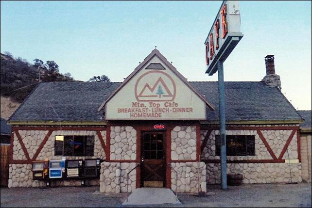 Mt Top Cafe